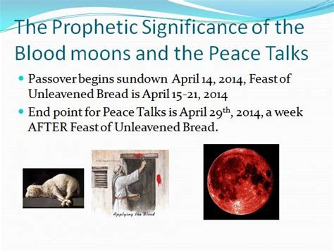 What Calendar Do They Use In Israel The Prophetic Significance Of The Blood Moons What Do