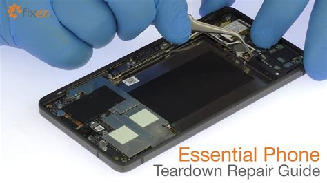 essential phone teardown repair guide fixez