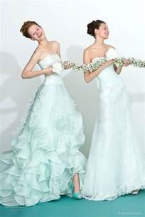 color wedding dress atelier aim 233 e 2013 color wedding dresses wedding inspirasi