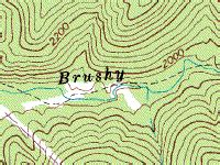 location of g & w surface mine    nicholas co., west virginia