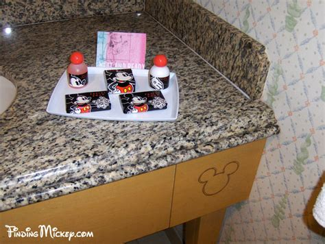 Disneyland Secret Bathroom by Guest Room Bathroom Sink Counter Disneyland Resort Hotels Mickeys Findingmickey