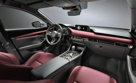 mazda cx 3 2020 interior 2020 mazda 3 hatchback interior mazda review