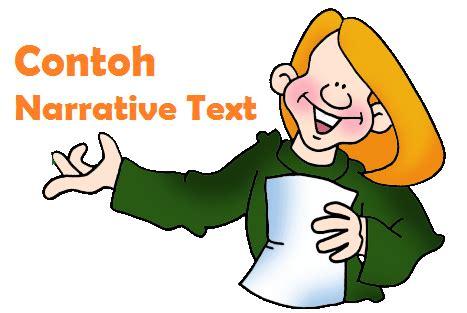 membuat narrative text beserta artinya kumpulan contoh contoh narrative text lengkap dengan
