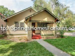 homes for rent in colorado springs houses for rent in central colorado springs colorado