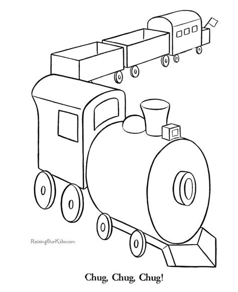 preschool coloring pages transportation train picture to color transportation coloring pages