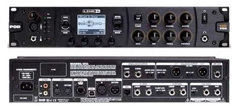 Harga Efek Gitar Line 6 Pod Hd500 line 6 pod hd pro review gear vault