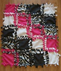 no sew fleece quilt like no sew fleece blankets just tie