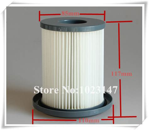 Vacuum Cleaner Dengan Hepa Filter aliexpress buy vacuum cleaner dust filters replacement hepa filter for philips fc8720