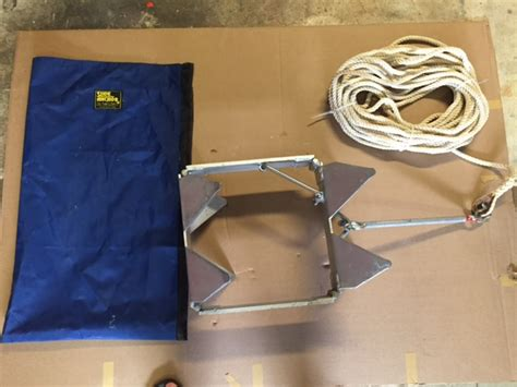 boat anchor storage box box anchor offshoreonly