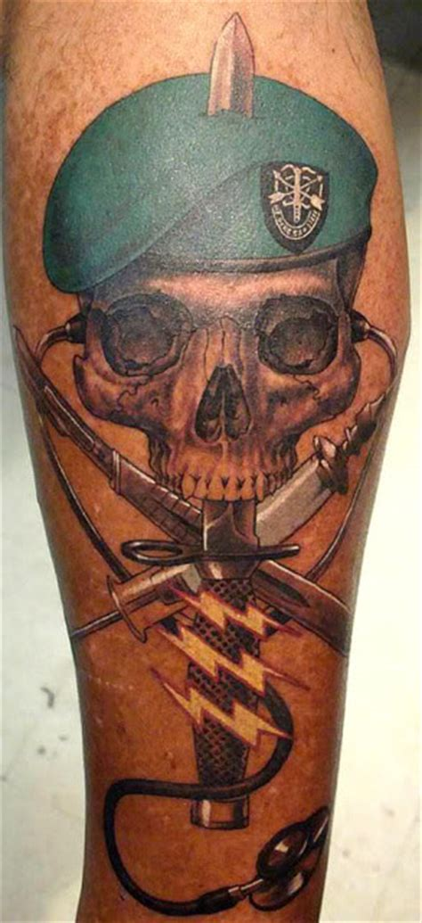 green beret tattoo designs the beret project tattoos
