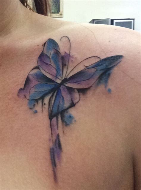 watercolor butterfly tattoo watercolor butterfly designs ideas and meaning