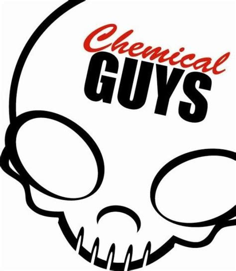 Wallpaper Sticker Premium 5 95 Prb Chemical Guys Skull Sticker
