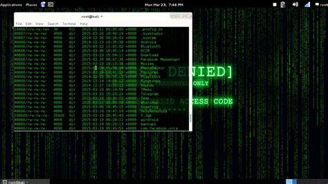 kali linux android hack kali linux android hack 2018