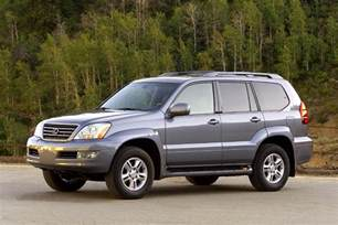 Lexus Gx470 Consumer Reviews 2003 09 Lexus Gx 470 Consumer Guide Auto