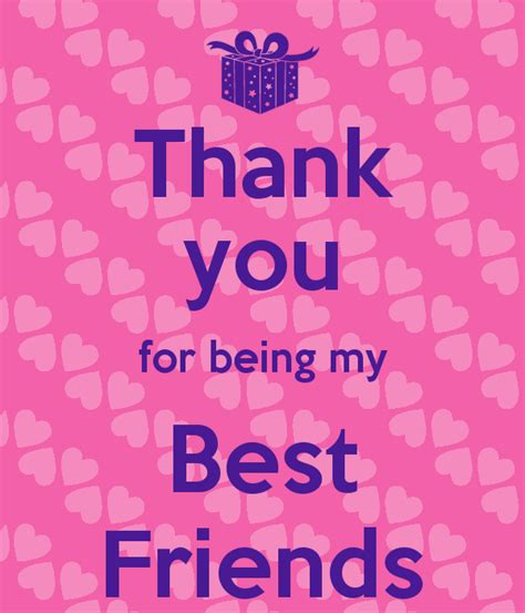 thank you for being my quotes thank you for being my friend quotes quotesgram