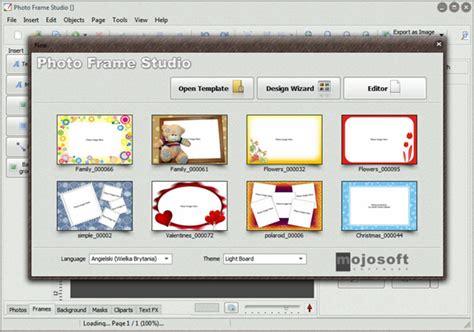 foto design program free download photo frame studio photo frame software 20 off for pc