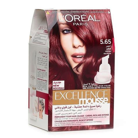 l oreal excellence mousse permanent foam 5 65 true hair colour what s it worth 17 best images about produits cheveux on 5 sos and blond
