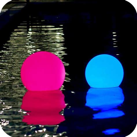 plastic light sphere outdoor sphere led lighting ball