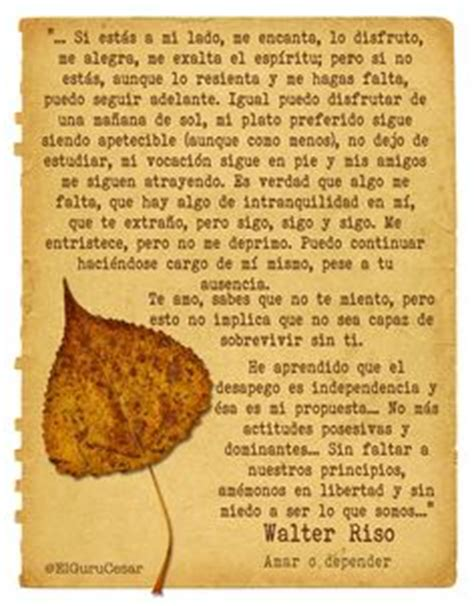 amar o depender 1000 images about crecimiento personal on frases ser feliz and dios