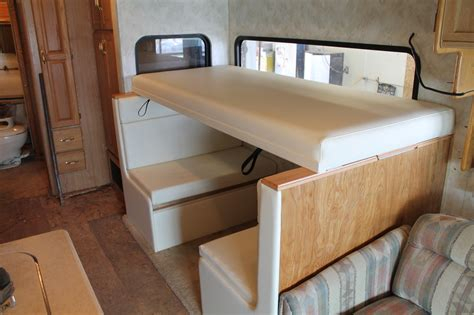 Rv Dining Table Bed Rv Kitchen Table Trends With Outdoor Countertops Pictures