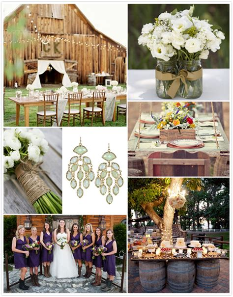 Backyard Country Wedding Ideas by Tbdress Creative Ideas For Country Wedding Themes