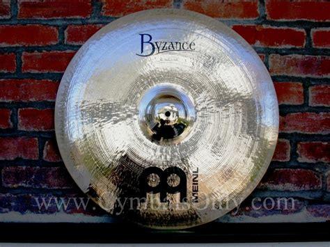 Meinl Cymbal Byzance Brilliant Heavy Ride 20 cymbalsonly meinl byzance brilliant ride