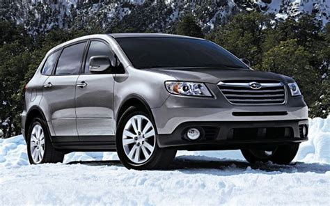 subaru tribeca 2016 2016 subaru tribeca review redisign