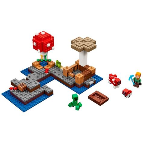 Lego Minecraft 21129 The Island lego the island set 21129 brick owl lego marketplace