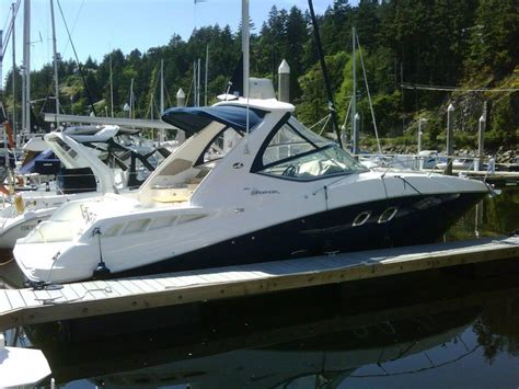 sea ray boats for sale vancouver sea ray 310 sundancer 174 2008 used boat for sale in