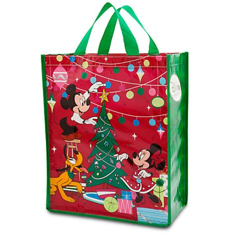 Disney Mickey Mouse And Friends Reusable Tote Holidays mickey mouse and friends reusable tote mickey