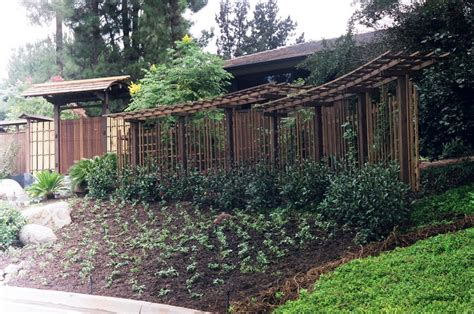 Arbor Trellis Plans Japanese Garden Gate