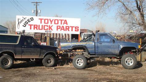 Toyota Parts Denver Jim S Used Toyota Truck Parts Denver Co 80229 303 506 5119