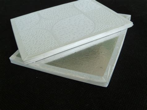Ceiling Board Supplier Pvc Faced Gypsum Ceiling Board Plaster Ceiling Board