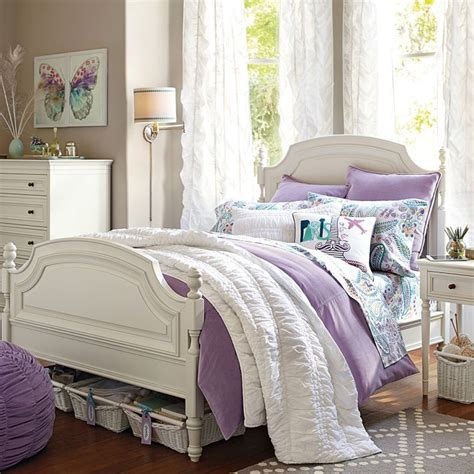 pottery barn teen beds pottery barn teen coraline bed tristan pinterest