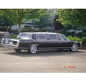 Cadillac Brougham Limousine Pictures Photo 4