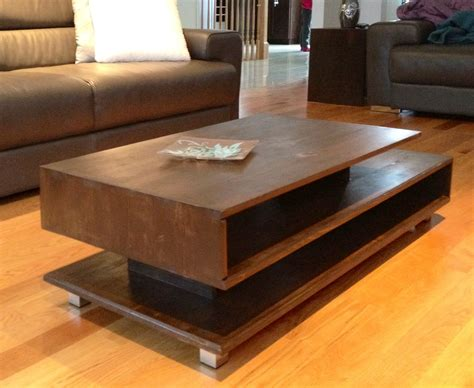 Wooden Living Room Table Modern Furniture Coffee Tables
