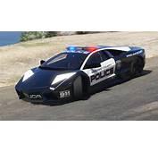 Lamborghini Revent&243n Police NFS  Hot Pursuit Template