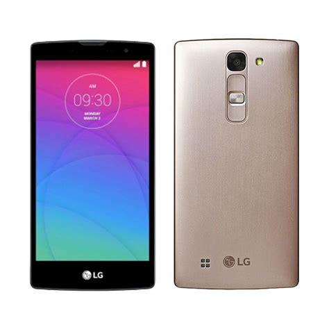Hp Lg Magna H502f jual lg magna h502f smartphone gold 8gb 1gb 5 inch harga kualitas terjamin