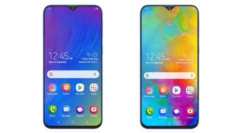 Samsung M20 Samsung Galaxy M10 Vs Galaxy M20 Samsung S Galaxy M Series Phones Compared Ndtv Gadgets360