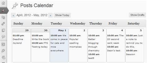 Fast Company Editorial Calendar 4 Steps For Creating A Social Media Calendar Sprout Social