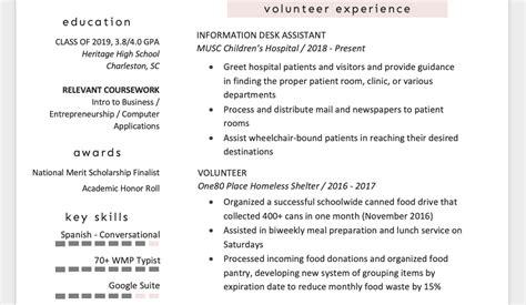 education resume free sample resumes