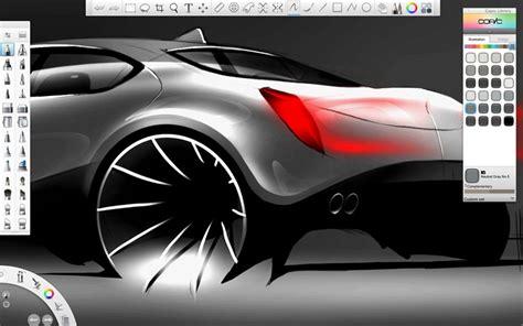 sketchbook pro 6 4 essential softwares for the digital artist design