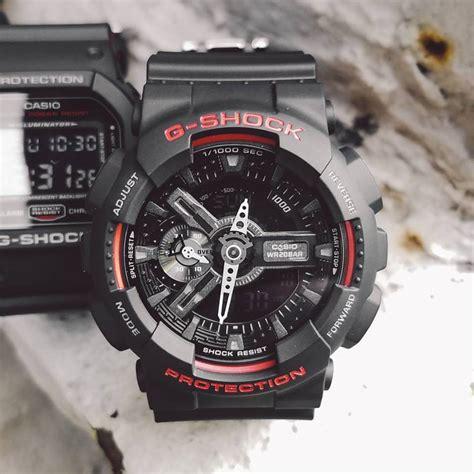 Casio G Shock Ga 400hr 1a Original g shock ga 110hr 1a dw 5600hr 1a ga 400hr 1a black and
