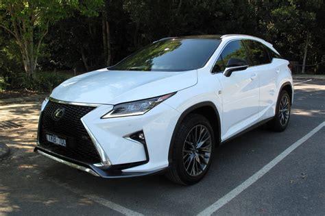 2019 lexus rx 350 lexus rx 350 sports luxury 2019 review carsguide