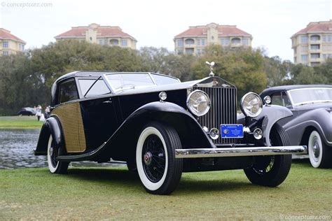 1930 rolls royce 1930 rolls royce phantom ii at the amelia island concours