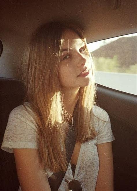 car commercial girl short blond hair blonde brown car girl long hair photography image