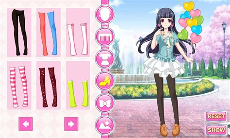 anime boy dress up anime dress up android apps on play