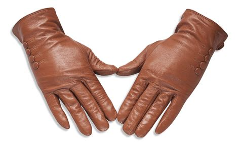 ladies hot pink leather gloves quivano womens soft real leather gloves four button
