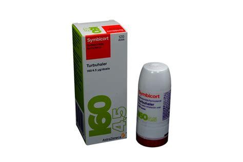 Symbicort Turbuhaler 160 4 5 Mcg 120 Doses Obat Asma Inhaler comprar symbicort turbihaler 160 4 5 mgc en farmalisto colombia