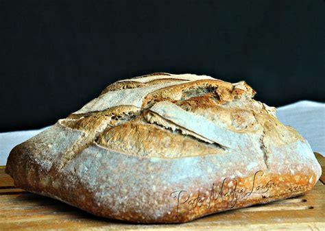 dispensa pane e ricetta pane della dispensa ricettariotipico it